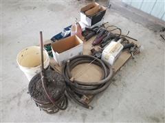 Hydraulic Ends, Lubricants & Fuel Hose