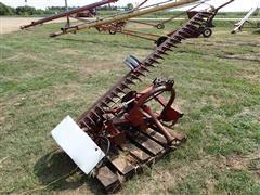 New Holland 450 3-Pt 7' Sickle Mower