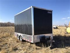 2005 Haulmark T/A Enclosed Trailer
