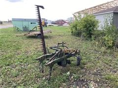 John Deere No 8W Sickle Mower