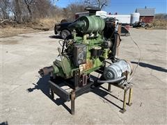 John Deere 414T Power Unit (INOPERABLE)