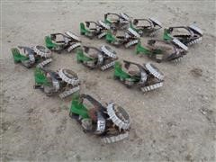 Martin No Till Floating Planter Openers
