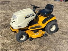 Cub Cadet LT1018 Riding Lawn Mower