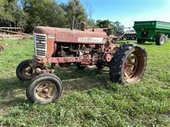 1957 Farmall 450 2WD Tractor