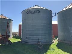 Butler 21' X 18' Dryer Grain Bin