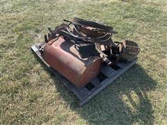 Farmall Fuel Tank And Parts