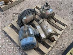 Leeson /Farm Duty/ Baldor Electrical Motors