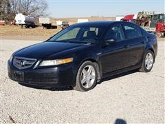 2006 Acura 3.2TL 4-Door Sedan