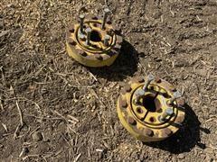 John Deere Wheel Weight Hubs