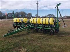 John Deere 1750 8R30 MaxEmerge Plus Vacumeter Planter