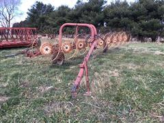 Sitrex TR9 Wheel Rake