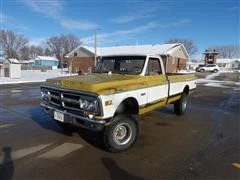 1972 Chevrolet GMC 4WD Pickup
