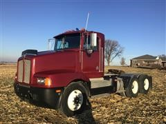 1989 Kenworth T400 T/A Truck Tractor