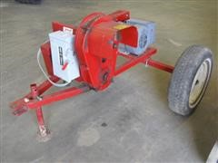 Feterl Electric Power Unit That Converts To 540 PTO