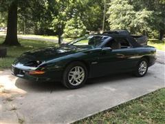 1996 Chevrolet Camaro Convertible