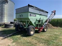 Parker 2600 Seed Wagon W/KSI Conveyor