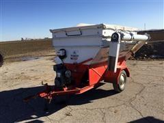 Grain-O-Vator 10-20 Weigh Wagon