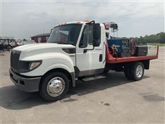 2012 International Terrastar 4x2 Mechanics Truck