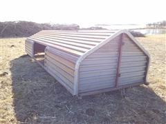 Macksteel Calf Shelter