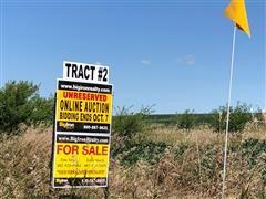 Tract 2:  40.64+/- Acres Platte County, NE
