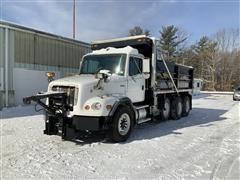 2002 Freightliner FL112 Tri/A Dump Truck