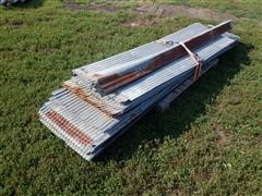 Corrugated Roofing Or Siding