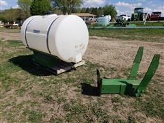 Agri-Products 400-Gal Front Mount Aux Tank