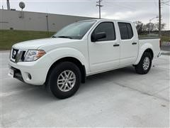 2019 Nissan Frontier SV 2WD Crew Cab Pickup