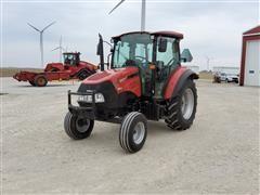 2014 Case IH Farmall 75C 2WD Tractor