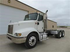 2007 International 9200i T/A Cab & Chassis