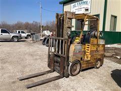 Allis-Chalmers ACC60LPS 6000lb Cap Forklift