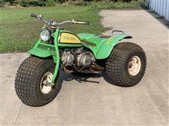 1972 Honda ATC90 3 Wheeler