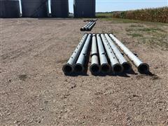 Irrigation Pivot Pipe