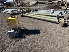 T-L Base Gear Units & PTO Hydraulic Pumps