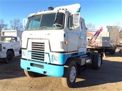 1977 International COF4070B S/A Cabover Truck Tractor