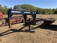Homemade Tri/A Windrower Trailer