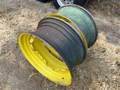 John Deere Tractor Rims