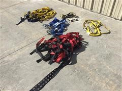 Safety Harnesses, & Lanyards