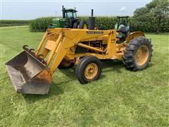 John Deere 300 2WD Tractor W/Loader
