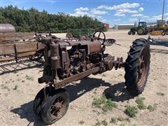 1936 International F12 2WD Tractor