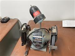 """Delta 23840 8"""" Electric Bench Grinder"""