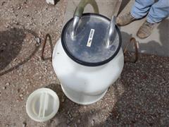 10 Gallon Milkout Can
