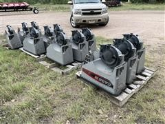 Case IH 1235 Early Riser Seed Boxes