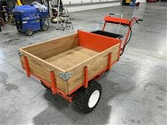 DR PowerWagon SP Wheelbarrow