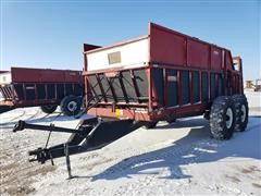 2009 Spread-All TR20T-VD T/A 20 Ton Vertical Spread Manure Spreader W/Silage Extension Kit