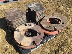 Case IH Tractor Weights