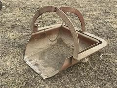 Stockland A1 Hydro Scoop 3-Pt Bucket