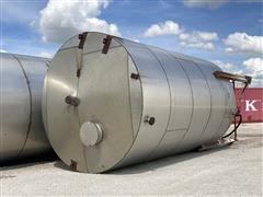 Schuld Stainless Steel Storage Tank