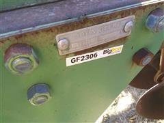John Deere 215 Disk