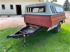 Chevrolet Pickup Box Trailer